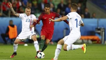 Роналду: «Исландцы радовались, будто турнир выиграли. С такой психологией ничего не добьёшься»
