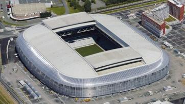 Около стадиона «Пьер-Моруа» был обнаружен подозрительный предмет