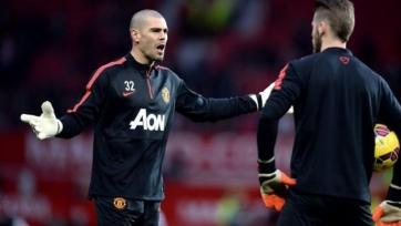 Вальдес может продолжить карьеру в «Манчестер Сити»