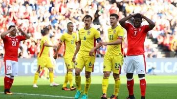 Матч между Румынией и Швейцарией сильнейшего не выявил