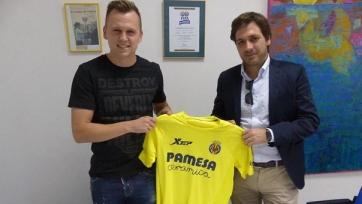 Официально: Денис Черышев вернулся в «Вильярреал»