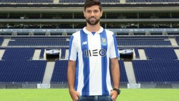 Официально: Фелипе стал игроком «Порту»