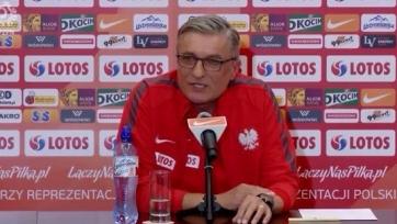 Навалка: «Мы гордимся тем, что представляем Польшу на ЧЕ»