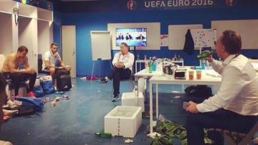 Мутко: «Я обратил внимание УЕФА на поведение английских болельщиков»