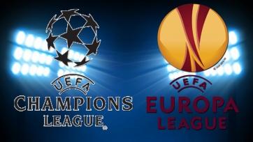 УЕФА разведёт российские и украинские клубы в жеребьёвке еврокубков