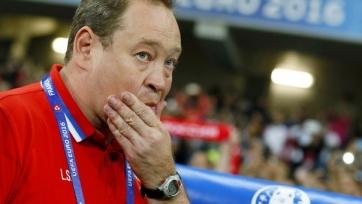 Источник: Слуцкий покинет пост главного тренера сборной России