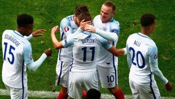 Гол Старриджа на последних минутах приносит победу Англии в матче с Уэльсом
