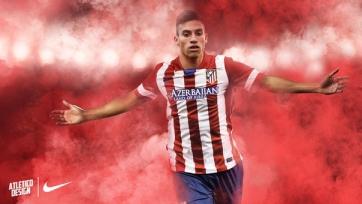 Официально: Николас Гайтан присоединился к «Атлетико»