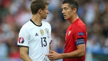 Роберт Левандовски: «Мы довольны итогами игры с немцами»