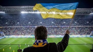 Порошенко пожелал удачи сборной Украины в матче с Польшей
