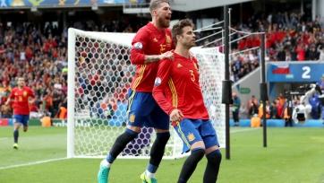 Серхио Рамос: «С турками нужно сыграть лучше, чем с Чехией»