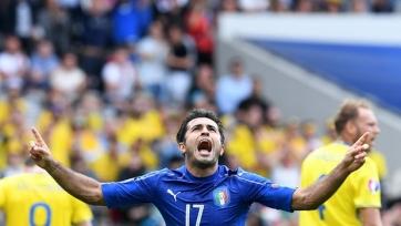 Эдер: «Италия заслужила эту победу»