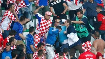 УЕФА открывает дисциплинарное производство по матчу Хорватия – Чехия