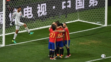 Испанцы разгромили турецкую команду