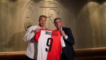 Официально: Йоргенсен стал игроком «Фейеноорда»