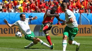 Бельгия нанесла крупное поражение Ирландии