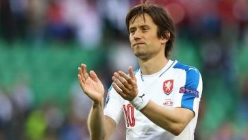 Для Росицки Евро-2016 завершён