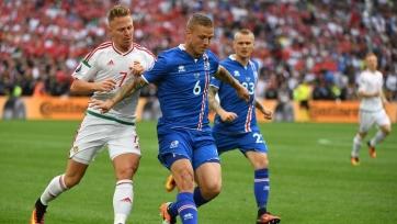Венгры вырвали ничью в схватке с Исландией