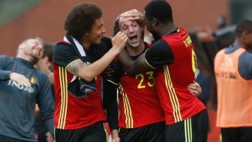 Сборная Бельгии установила рекорд Чемпионатов Европы