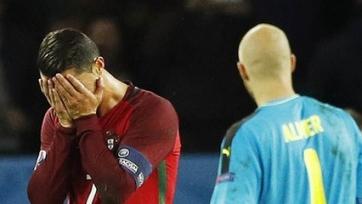 Криштиану Роналду: «Я упустил несколько моментов, мне очень жаль»