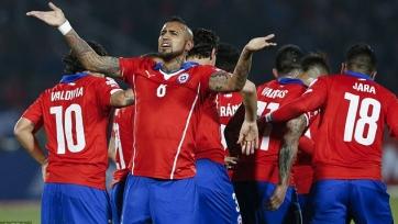 Видаль: «Это был идеальный матч для сборной Чили»
