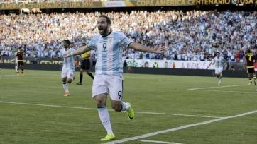 Игуаин: «Сейчас я думаю исключительно о своей сборной и Кубке Америки»