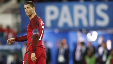 Роналду: «Я не реализовал пенальти и в этом только моя вина»