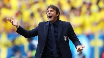 Конте: «Цель сборной Италии – передать болельщикам свою страсть и энтузиазм»