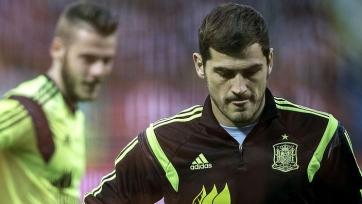 Фабрегас: «Касильяс не играет, но ведёт себя как настоящий капитан»