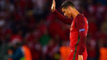 Сантуш: «Если до конца турнира мы заработаем одиннадцатиметровый, Роналду его забьёт»