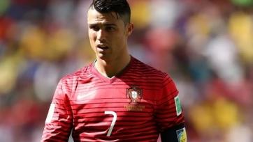 Роналду – самый бьющий игрок Евро-2016