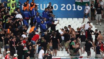 Шесть венгерских болельщиков задержаны в Марселе