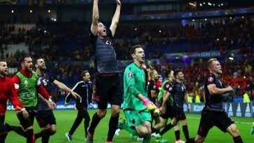 Лорик Цана: «Албания выиграла благодаря смелости и духу»