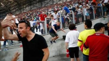 Фанат сборной Албании попал в тюрьму