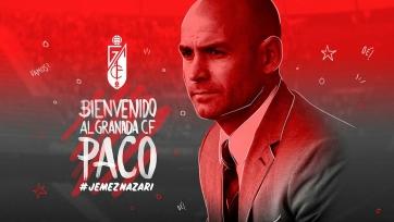 Пако Хемес – новый главный тренер «Гранады»