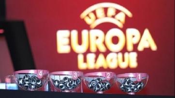 Итоги жеребьёвки первого и второго отборочных раундов Лиги Европы