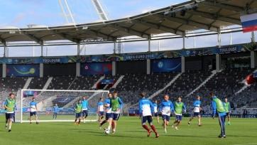 Российская сборная выйдет на матч против валлийцев в траурных повязках