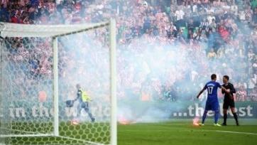 Хорватский футбольный союз наказан крупным штрафом