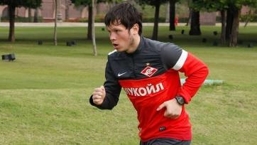 Козлов покинул «Спартак» и присоединился к «Тосно»