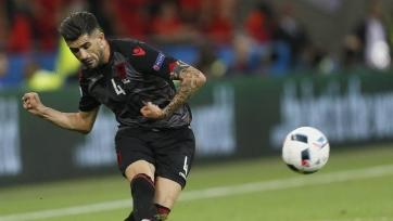 «Барселона» интересуется услугами Эльсеида Хисая, футболиста албанской сборной