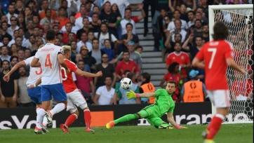 Сборная России впервые за восемь лет пропустила три гола в одном матче