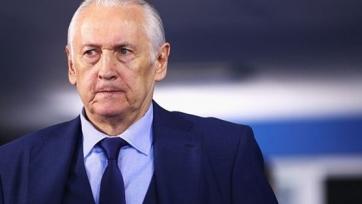 Официально: Фоменко покидает пост главного тренера сборной Украины