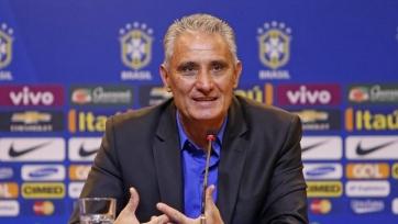 Официально: Тите – новый наставник сборной Бразилии