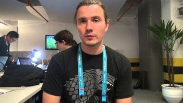 Стогниенко: «Комментатор не может просто закончить репортаж в середине матча, встать и уйти»