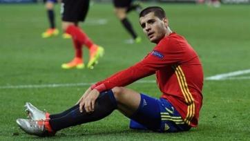 «Реал» собирается выкупить Морату, чтобы продать его за большую сумму