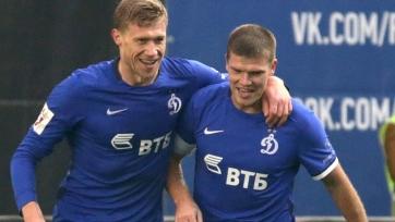 Денисов и Погребняк могут покинуть «Динамо»