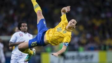 Ибрагимович намерен завершить свою карьеру в национальной сборной