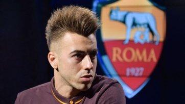 Эль-Шаарави стал полноценным игроком «Ромы»