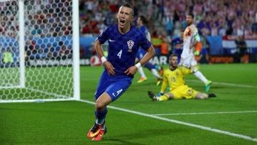 Хорватия выиграла у Испании, заняв первое место в своей группе