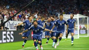 Сборная Аргентины вышла в финал Кубка Америки